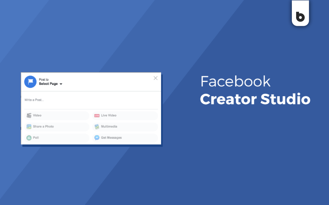 Why Should You Be Using Facebook Creator Studio?
