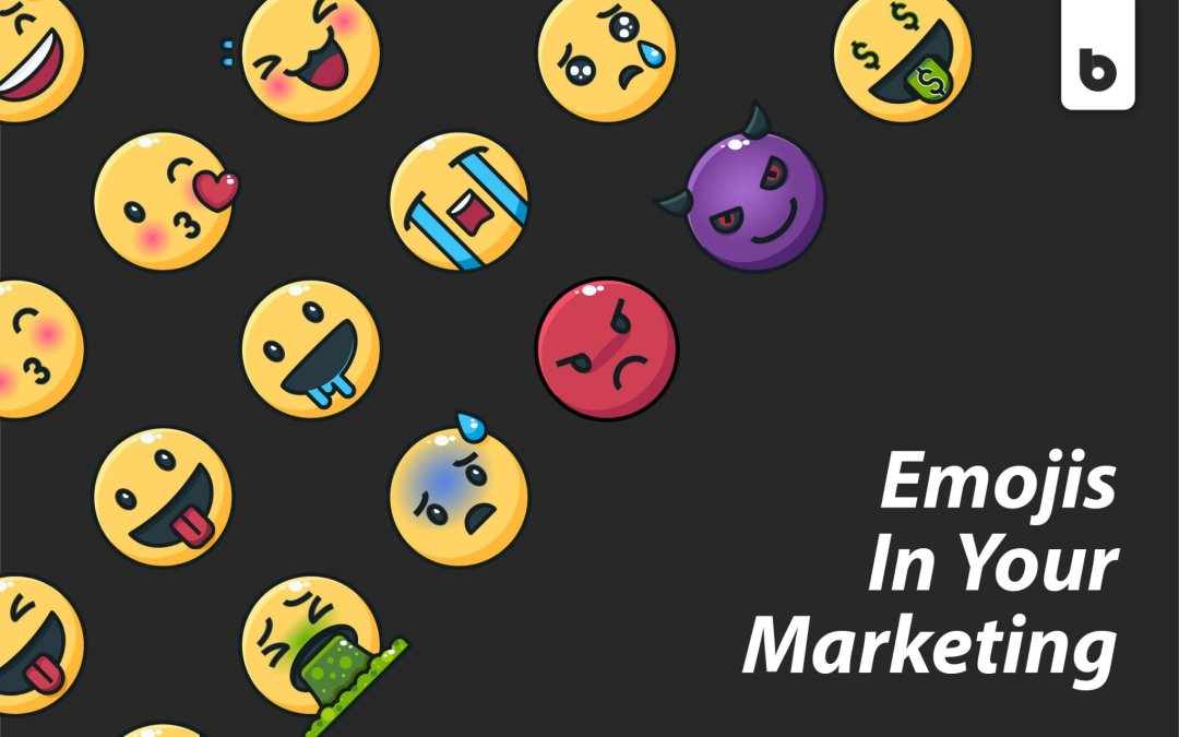 Putting Emojis In Your Marketing Strategy