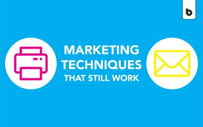 Traditional Marketing Techniques That Still Work