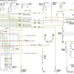D16z6 Wiring Harness Diagram Freightliner Brake Light D Series Org