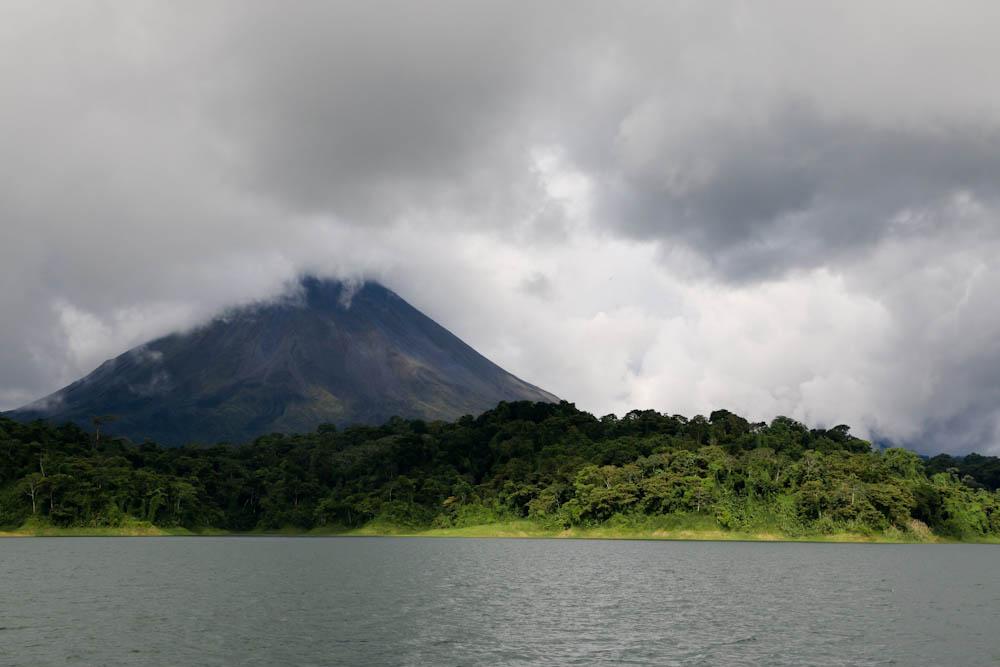Vulkan Arenal, Monteverde