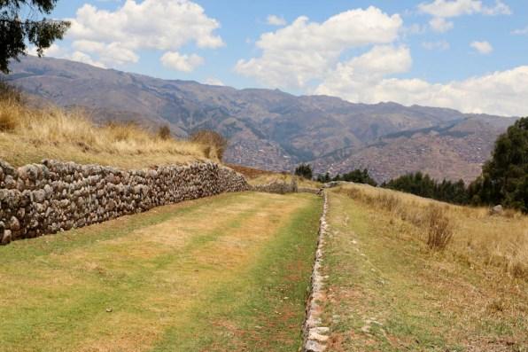 Einer der zahlreichen Inkawege