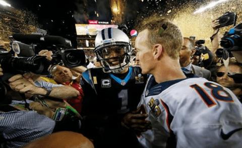 Cam Newton Peyton Manning