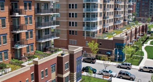 Gentrification at Chicago's Cabrini-Green Projects Could