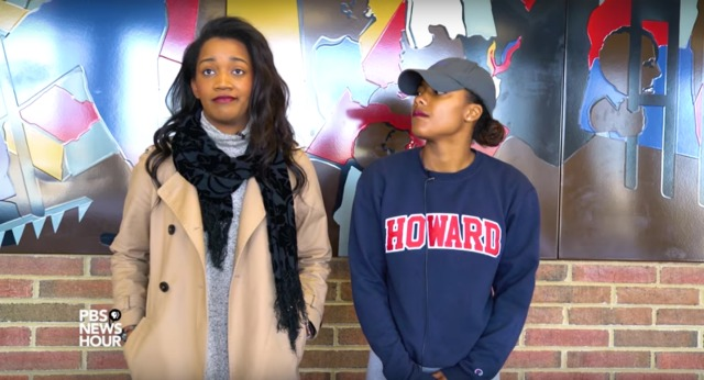 Howard University Republicans Support Trump For Some Unknown Reason