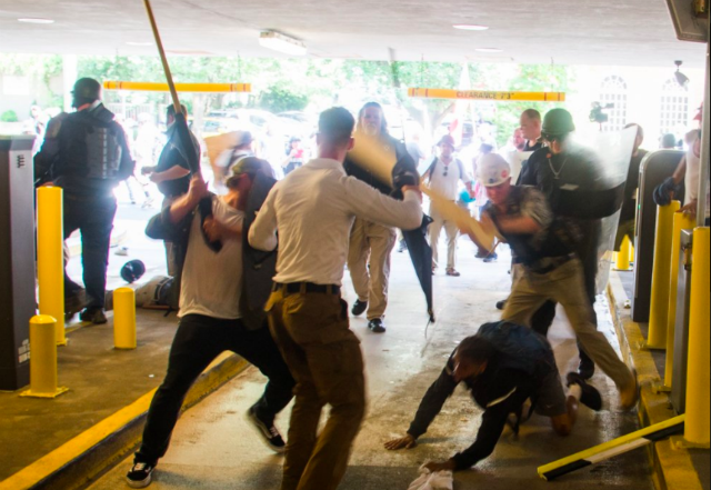 20-year-old Deandre Harris beaten at Charlottesville protest speaks out on experience