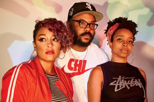 Eve Ewing, Nate Marshall, and Jamila Woods create a moving tribute to Gwendolyn Brooks