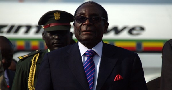 Zimbabwean coup takes power from the Mugabe family