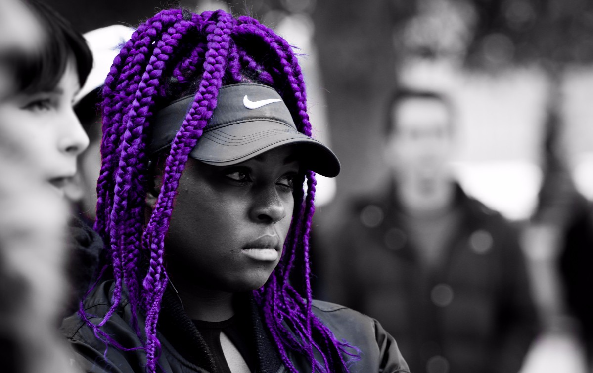 Black girl online — img 8