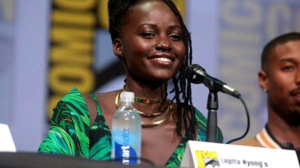 Lupita Nyong'o is writing a children's book tackling colorism & self-love for little Black girls