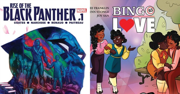 Here's a list of 20 of the dopest Black comics set to takeover 2018. You're welcome!