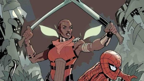 Marvel taps Nnedi Okorafor to write Wakanda Forever series starring the Dora Milaje