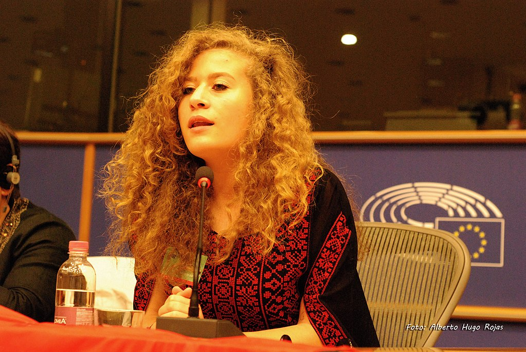 Teen Palestinian activist Ahed Tamimi released after widely
