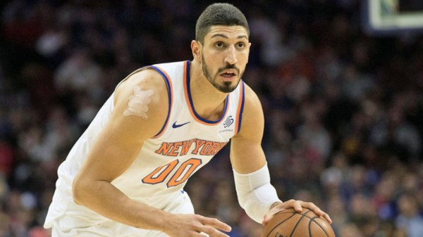 Turkey claims New York Knicks' Enes Kanter has ties to terror group after he criticizes government