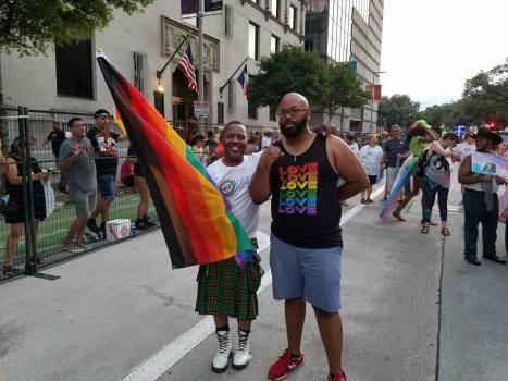 Meet Ashton P. Woods, the millennial Black Lives Matter activist running for Houston City Council-At Large