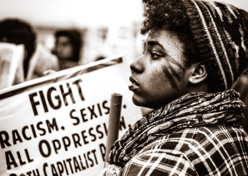 Sexual assault programs must address racial power dynamics & acknowledge the history of racist lies about assault