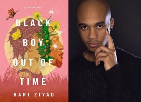 Exclusive Interview: Hari Ziyad reveals the cover of their memoir