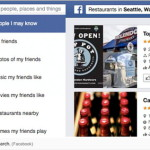 new facebook graph search