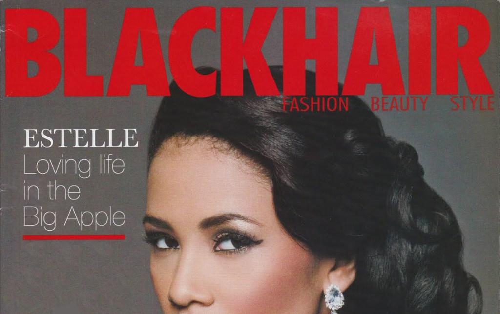 Blacticulate on Black Hair website