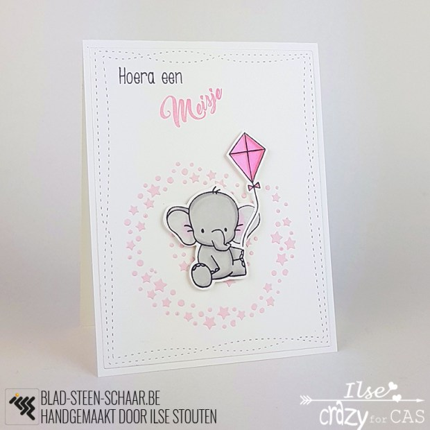 Stouten | MFT Adorable Elephants | blad-steen-schaar.be