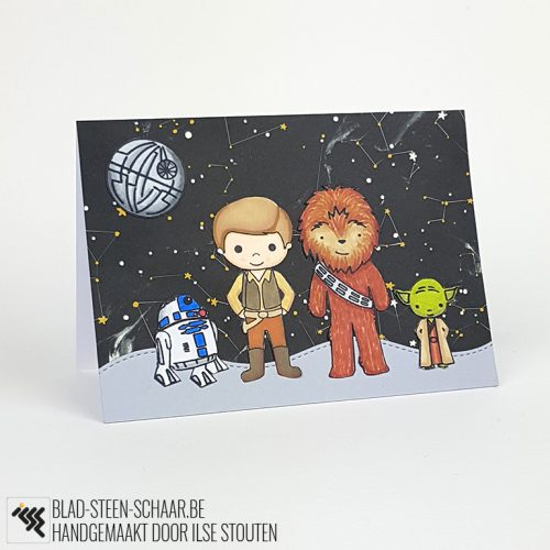 Stouten | Kindred Galactic Adventures | blad-steen-schaar.be