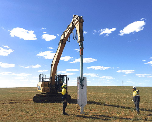 Screw Piles Australia