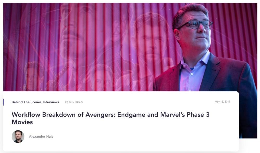 Avengers Phase 3 header image