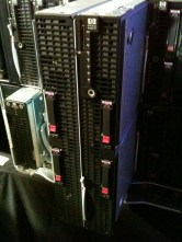HP Proliant BL680 G7 Blade Server