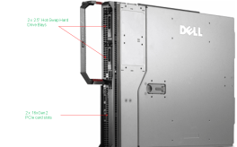 Dell PowerEdge 11G M610x