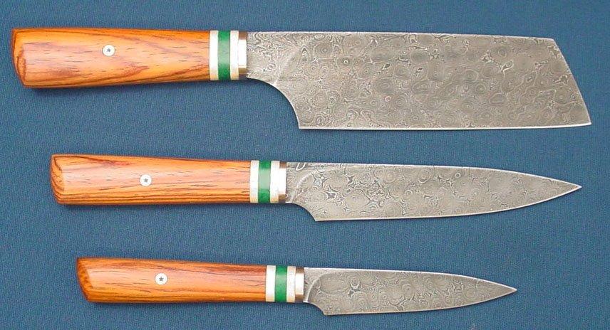 damascus kitchen knives corner hutch knife set for sale bladesmith s forum board