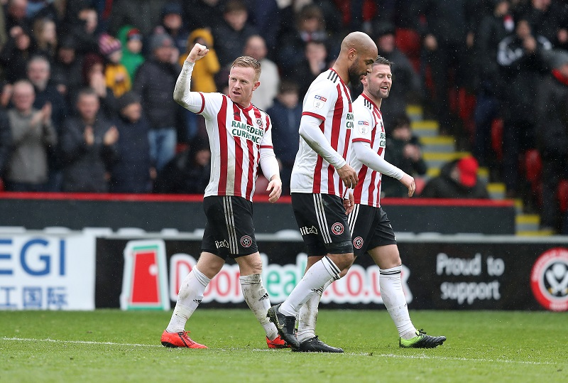 'Beautiful Just Beautiful' 'What A Hit' – Sheffield United Fans On Twitter React To Duffy's Rocket Against Rotherham