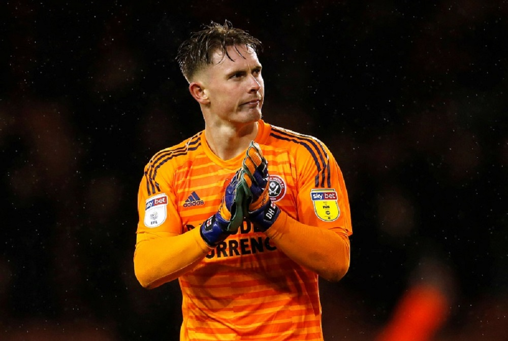 European Giants Target Sheffield United Star Dean Henderson