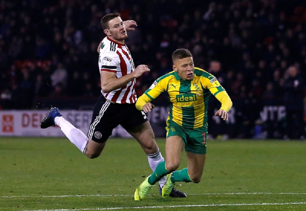 Second Sheffield United Player Being Eyed By Southgate For England Call Up