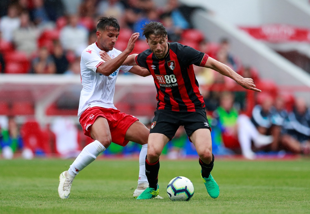 Blades Battle Three Championship Sides In Race For Bournemouth Star