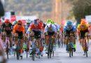 Algarve rundt 3 etappe, Uno-X Hoelgaard som nr. 5