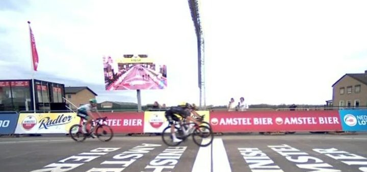 Uno-X imponerte under årets Amstel Gold Race