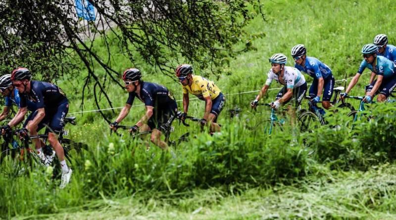 Ingen endring etter siste etappe av Critérium du Dauphiné