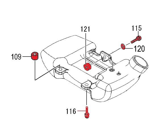 Engine Parts, Tanaka 35cc : BLADEZ, The Sport of Commuting