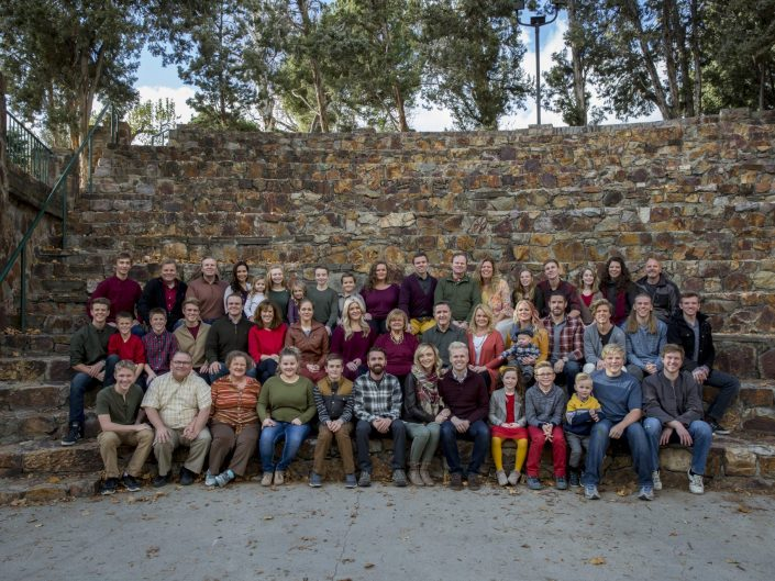 Ahlstrom   Extended Family