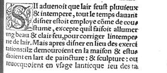 Sliocht ó Gargantua le Rabelais ón 16ú aois