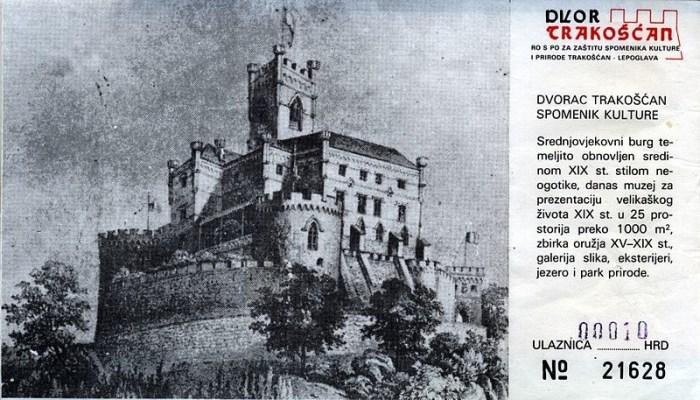 Šetnje perivojem uz dvorac Trakošćan više nisu besplatne