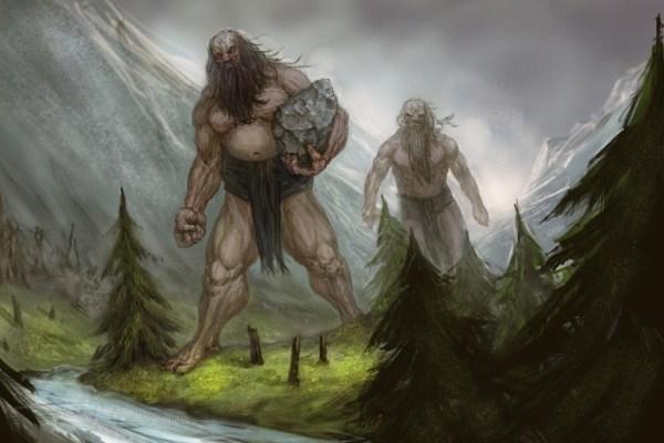 Diljem šuma i vrhova Bilogore, jednom su živjeli Vedi, ta rasa divova koja je pomagala ljudima, nosila dronjke i čupala stabla