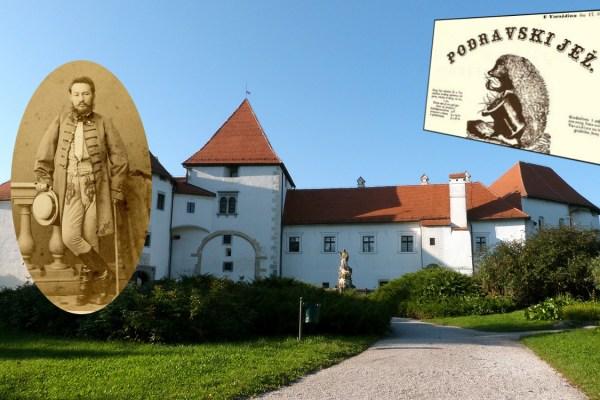 Kume, uzdaj se u se i u svoje kljuse! pisalo je tog proljeća u Podravskom ježu, prvom humorističnom listu na hrvatskom