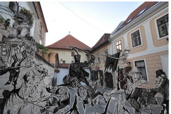 Dan kad su zagrebački đaci pomahnitali: napali su straže, oduzeli oružje i krenuli u pohod prepun krađa, tučnjava i paleža