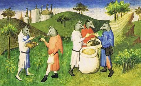 Mit o Pesoglavcima uvijek gladnima ljudskog mesa zapravo je uspomena na vrijeme kada su Tatari haračili ovim prostorima