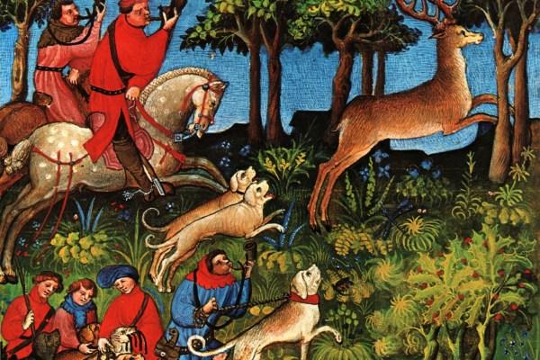 Doba lova: diljem zemlje, po nepreglednim šumama, natjeravali su srne, fazane i veprove, i promijenili povijest