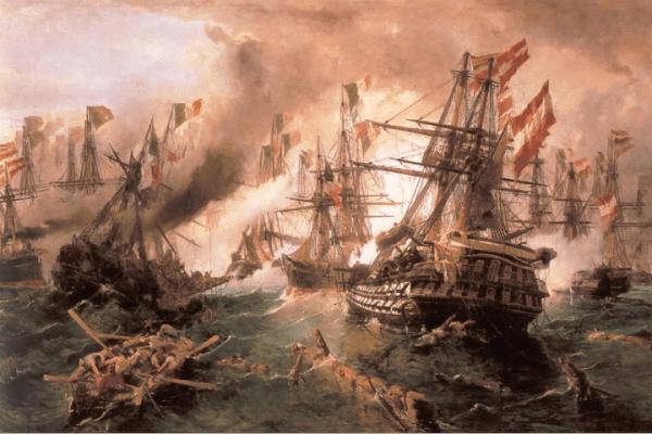 U trenu sudbe, Re'd Italia je slomljene kičme tonula, bitka kod Visa bila je dobivena, a legenda o zlatu rođena
