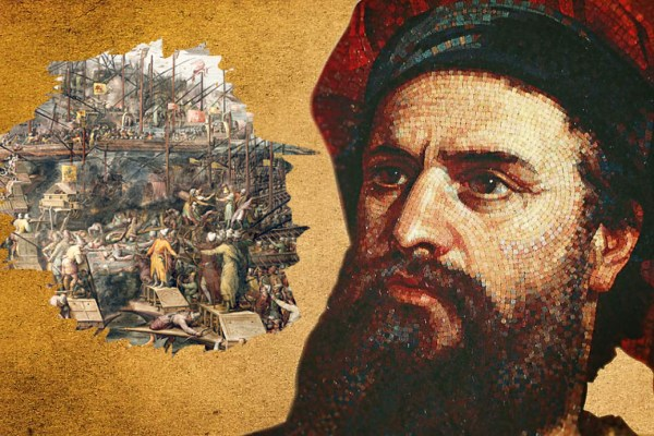 Nakon što se u bitki galija kod Korčule junački borio, Marko Polo ispričao je priču koja je nadahnula generacije