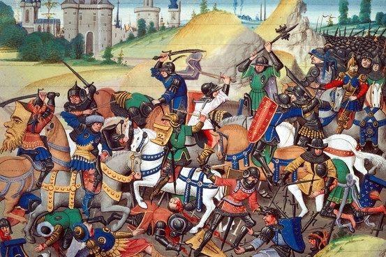 Lutajući vitez Lodbring te je noći odlučio: Ne vraćam se kući! Ujutro je u zemlju zabio mač i osnovao Ludbreg