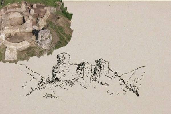 Temelje moćne Bijele stijene udarili su templari, stoljećima je dominirala i ostala zabilježena u pismima Barbare Zrinski